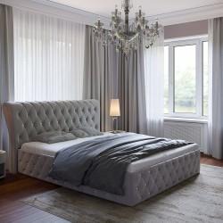 кровать Камелия (пуговицы)